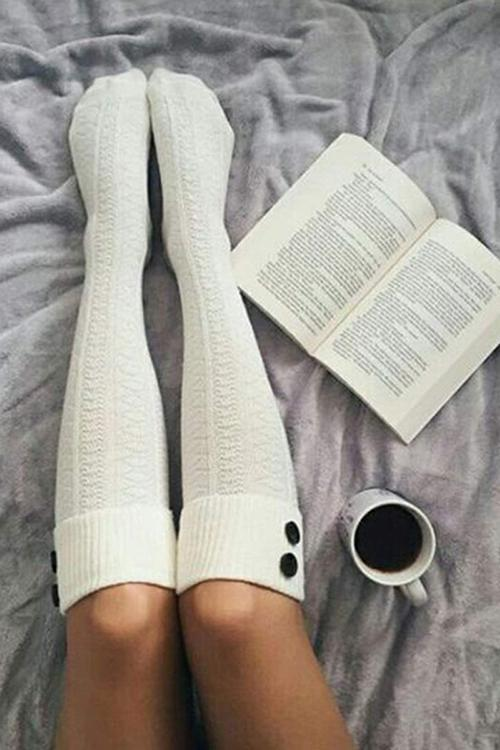 Thigh High Over The Knee Socks