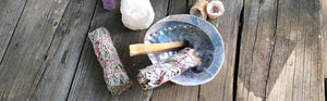 What is in a smudge kit? What is the purpose of smudging?