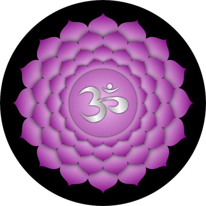 The Crown Chakra for Beginners: Information, Balancing, & Unblocking