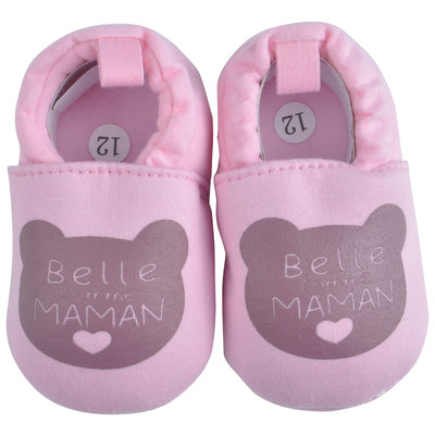 Chaussons belle comme maman