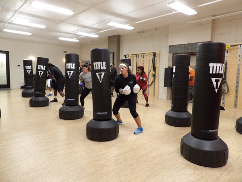 Cardio Kickboxing Tues & Thurs @ 7pm