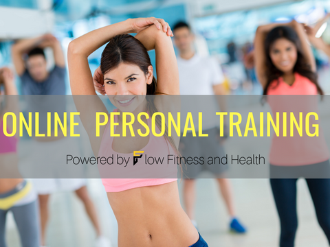 Online Personal Training and Meal Plans