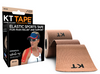 KT Tape Cotton Original Beige Elastic Therapeutic Sports Tape  for Common Sports Injuries - Precut