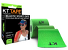 KT Tape Cotton Original Lime Green Elastic Therapeutic Sports Tape  for Common Sports Injuries - Precut