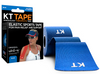 KT Tape Original Blue Kinesiology Tape for Sports Injuries.