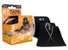 KT Tape Extreme Synthetic Kinesiology Tape  - Jet Black