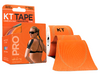 Blaze Orange KT Tape Pro Synthetic Kinesiology Tape for Common Sports Injuries