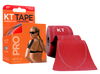 Rage Red KT Tape Pro Synthetic Kinesiology Tape for Common Sports Injuries