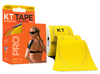 Solar Yellow KT Tape Pro Synthetic Kinesiology Tape for Common Sports Injuries