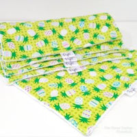 Peyote Collection - Kitchen Roll pineapple print The Clever Cactus sustainable eco-friendly