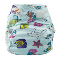 Tickle Tots All in One Washable Cloth Nappy