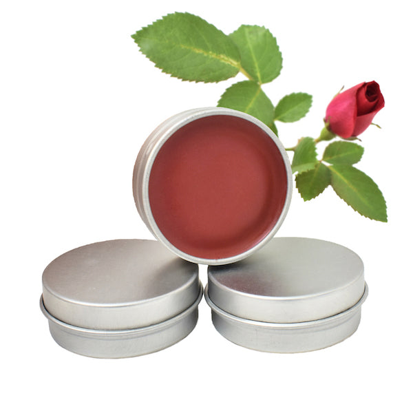 Vegan Friendly Lip Balm - Blush Tinted