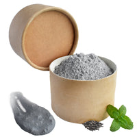 Vegan Face Mask Treatment - Charcoal Detox