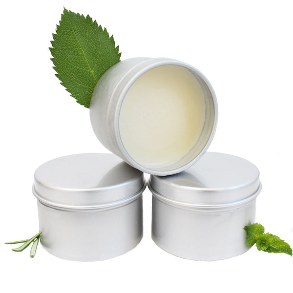 Natural Deodorant - Tea Tree & Peppermint