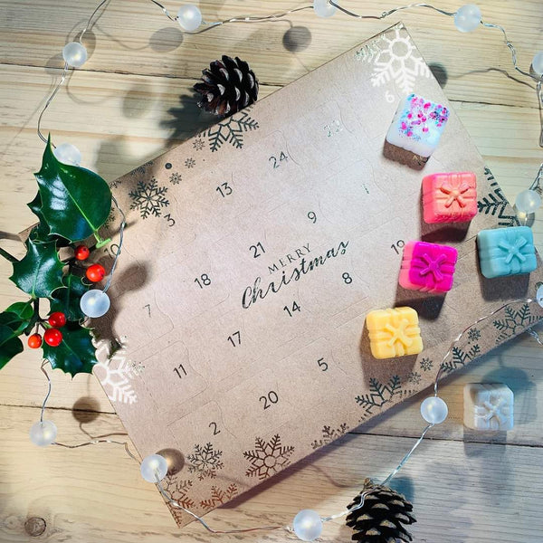 Wax Botanix Vegan Wax Melt Advent Calender