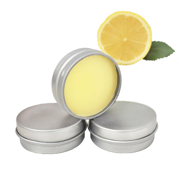 Vegan Friendly Lip Balm - Lemon