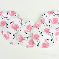 Peyote Collection - Face Wipes eco friendly sustainable pink flamingoes print The Clever Cactus
