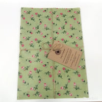 Single Beeswax Bread Wraps