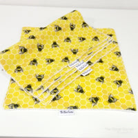 Honey Bee Washable Kitchen Roll