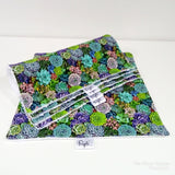 Peyote Collection - Kitchen Roll floral The Clever Cactus sustainable eco-friendly