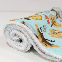 Woodland Friends Washable Kitchen Roll