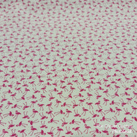 Petite Mini Daily Liner Pack of 2 eco friendly sustainable pink flamingo fabric print The Clever Cactus