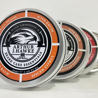 Arthur J Hawke 50ml Beard Balm The Clever Cactus