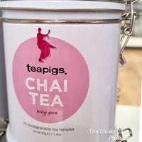 Gift Tin with 20 Tea Temples