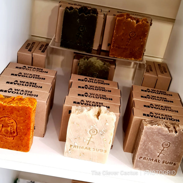 Primal Suds Soap Bar