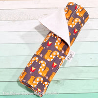 Peyote Collection - Kitchen Roll squirrel print The Clever Cactus sustainable eco-friendly