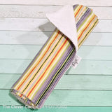 Peyote Collection - Kitchen Roll stripe pattern The Clever Cactus sustainable eco-friendly