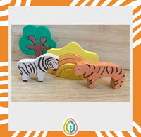 Eco Surprise Wooden Toy