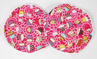 Fabric Washable Breast Pads