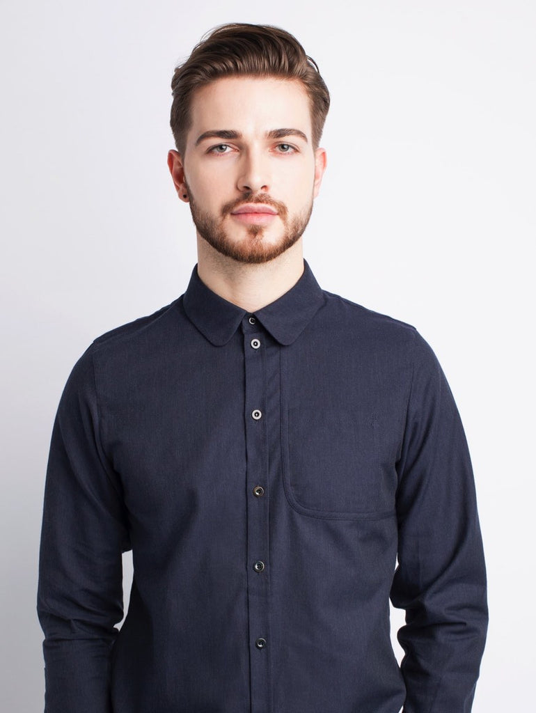 Our first organic cotton shirt for men | Fair Trade | Made in Germany | Nachhaltiges Herren Hemd