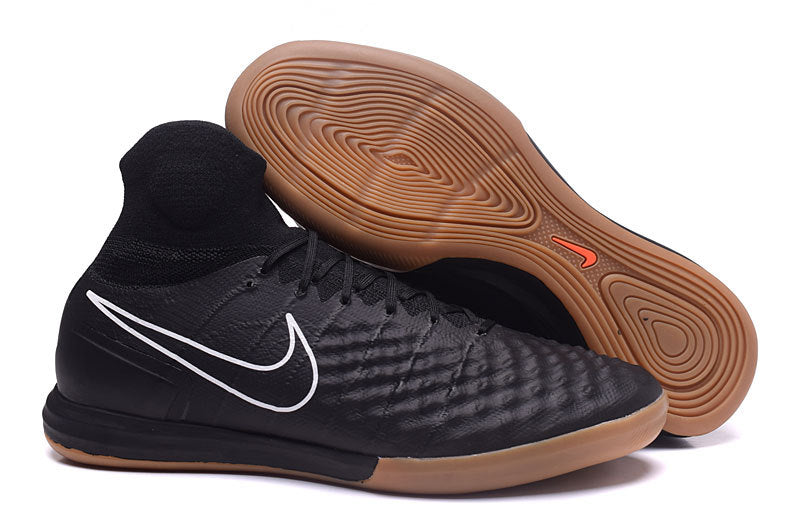 09a82af95d7c nike magistax proximo ii ic soccer shoes black white brown