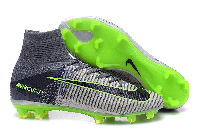 fd6437032 ... discount code for nike mercurial superfly v fg soccer cleats pure platinum  green black 4e01f aff6c ...