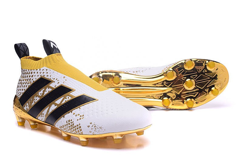 buy online 0ea66 7ac5e ... norway adidas ace 16 purecontrol fg ag soccer cleats white gold black  a51f8 4e29d