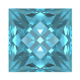 Princess Cut Style | Guide to Gemstone Cutting Styles
