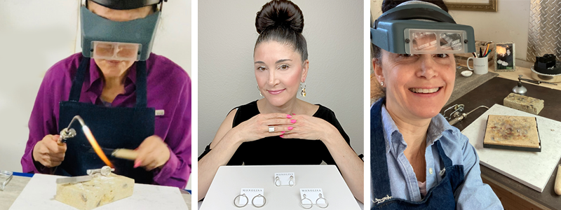 A Day in the Life of a Jewelry Designer - California Designer Lisa Ramos Blog