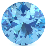 Round Cut Style | Guide to Gemstone Cutting Styles
