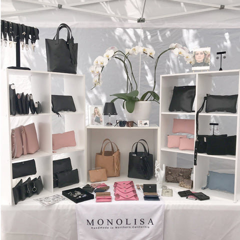 MONOLISA Events - Handmade Handbags, Bag Accessories & Jewelry For Women