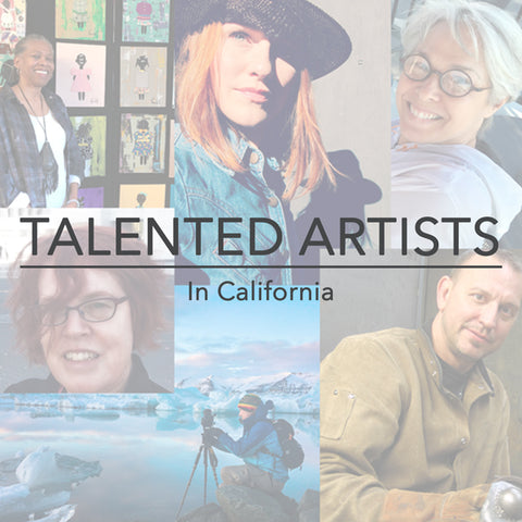 Talented Artists in California