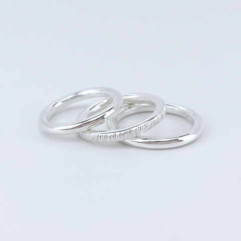 Argentium Silver Jewelry Collection