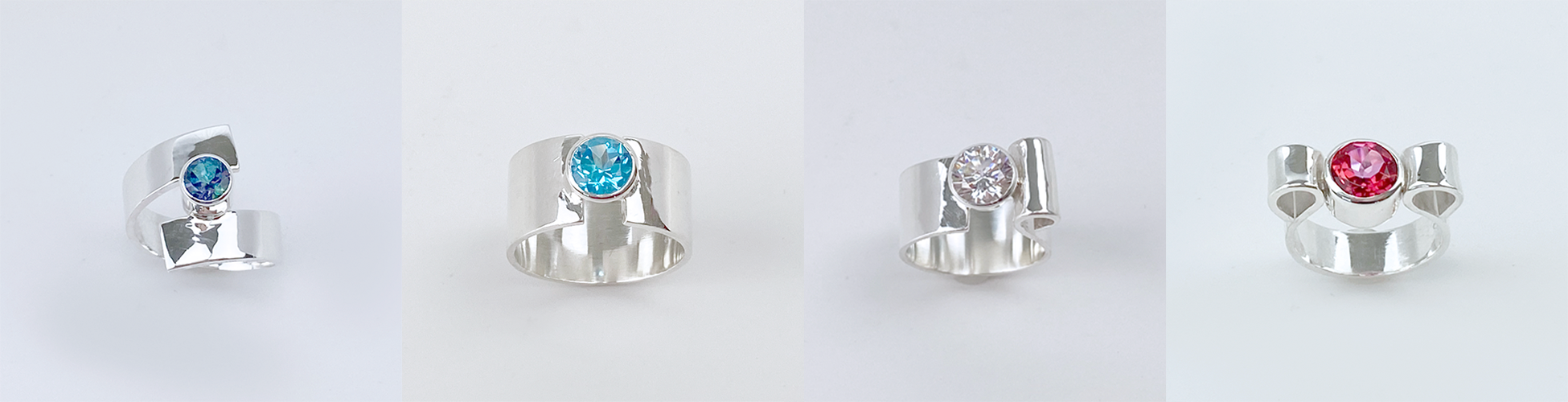 MONOLISA Ring Collection - Made in California