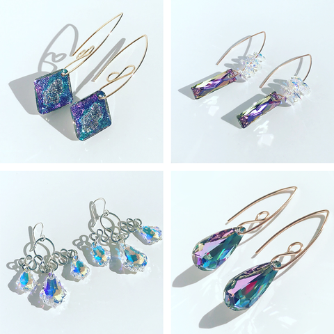 Jewelry Care - Swarovski Crystals, Swarovski Pearls, Sterling Silver Jewelry, Gold Filled Metals