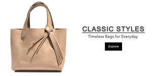 Bags Made in USA - Totes, Crossbody & Clutches