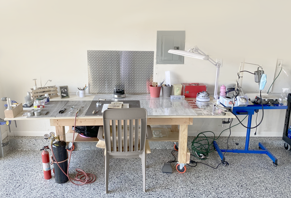 Soldering & Cleaning Station