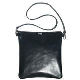 Versatile Large Italian Leather Bag 28 – with thin strap