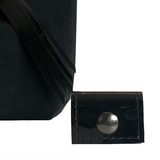 Patent Leather Strap Holder