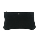 Suede Pouch with Crystal